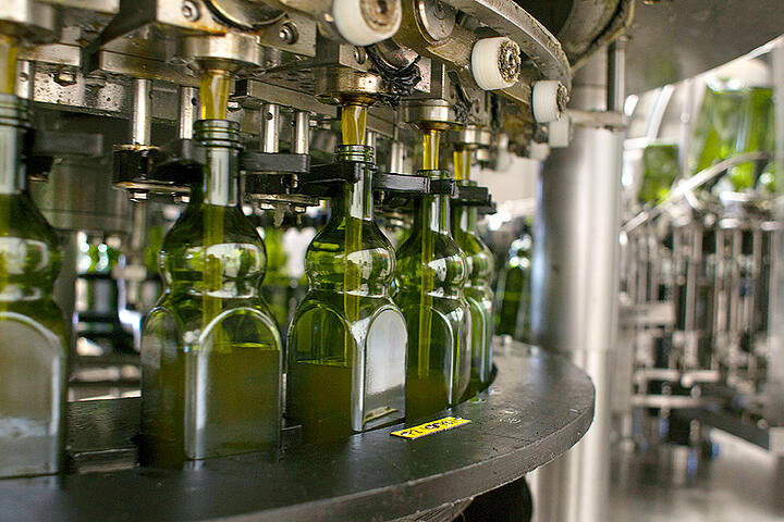 Olive Oil Bottling Line
