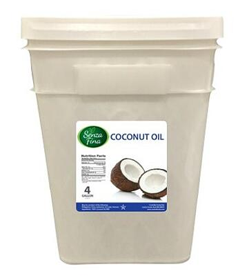 Coconut Oil For Sale 28 Lb. Pail