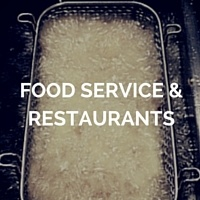 Food Service & Restaurants Industry | Fry Oils