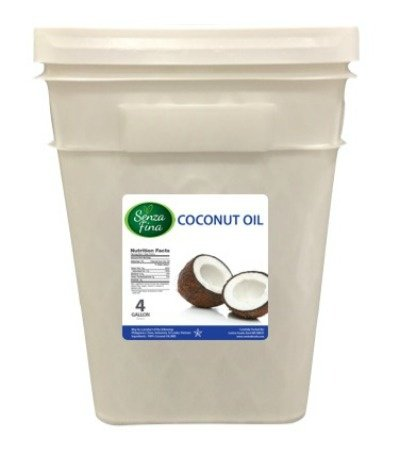 Coconut Oil Pail - Organic