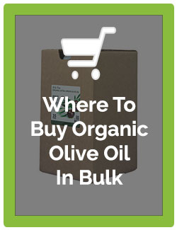 Where To Buy Organic Olive Oil in Bulk