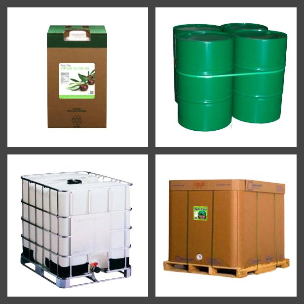 Bulk Oil Packaging Sizes