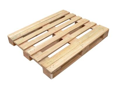 Wood Pallet for Bulk Oils