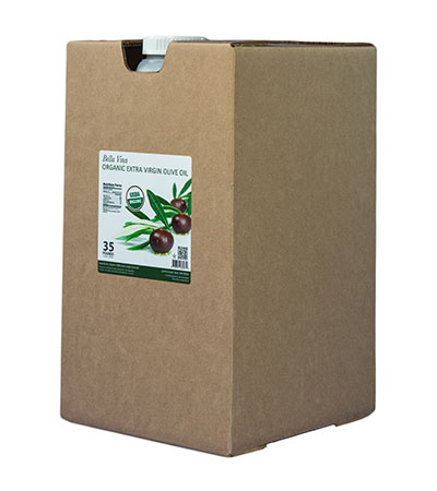 35 Lb. Container Olive Oil
