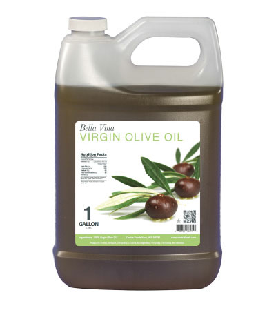 1 gallon virgin olive oil