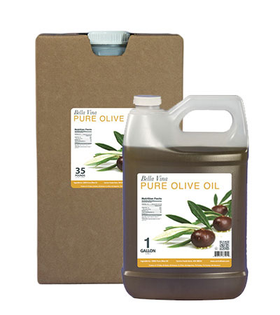 pure olive oil wholesale packaging