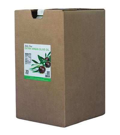 35 lber case of extra virgin olive oil