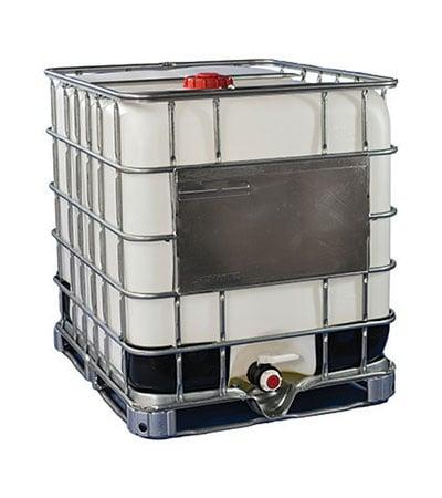 olive oil 275 gallon tote plastic