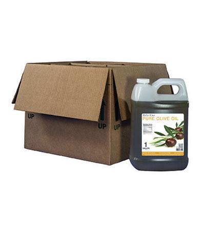 6/1 gallon case pure olive oil