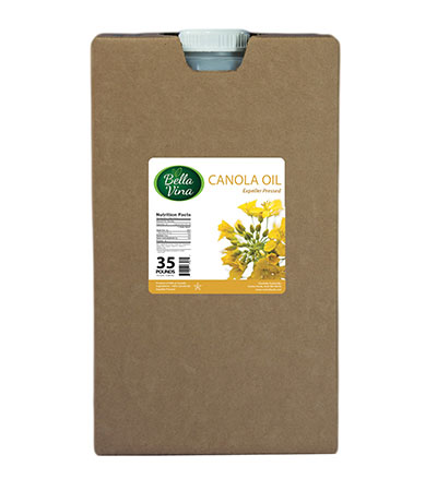 wholesale expeller pressed canola oil