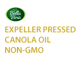 expeller pressed non-gmo canola oil bulk ingredient manufacturing