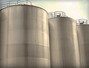 Bulk Olive Oil Storage Tanks