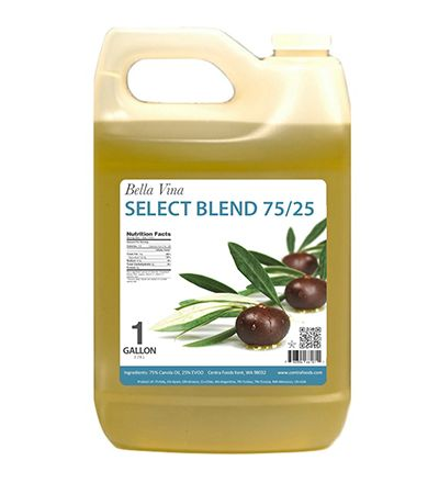 olive oil blend one gallon distribution