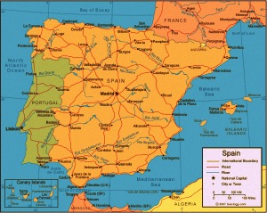 Spain's Olive Oil Production