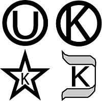 Kosher Certification Symbols