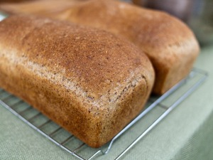 Baking Bread Using Bulk Oil