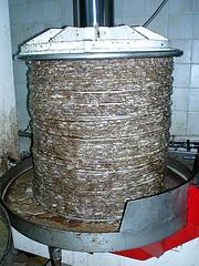 pomace pressing