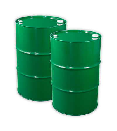 soybean oil drums