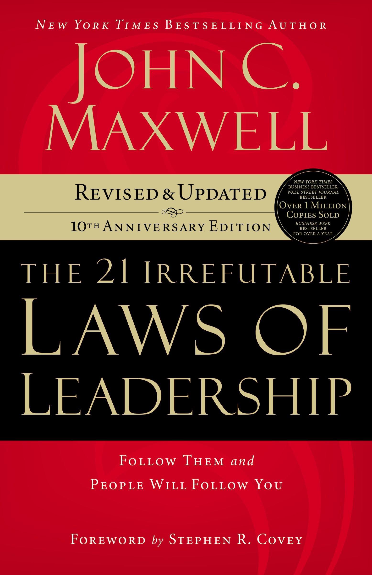 21laws of leadership