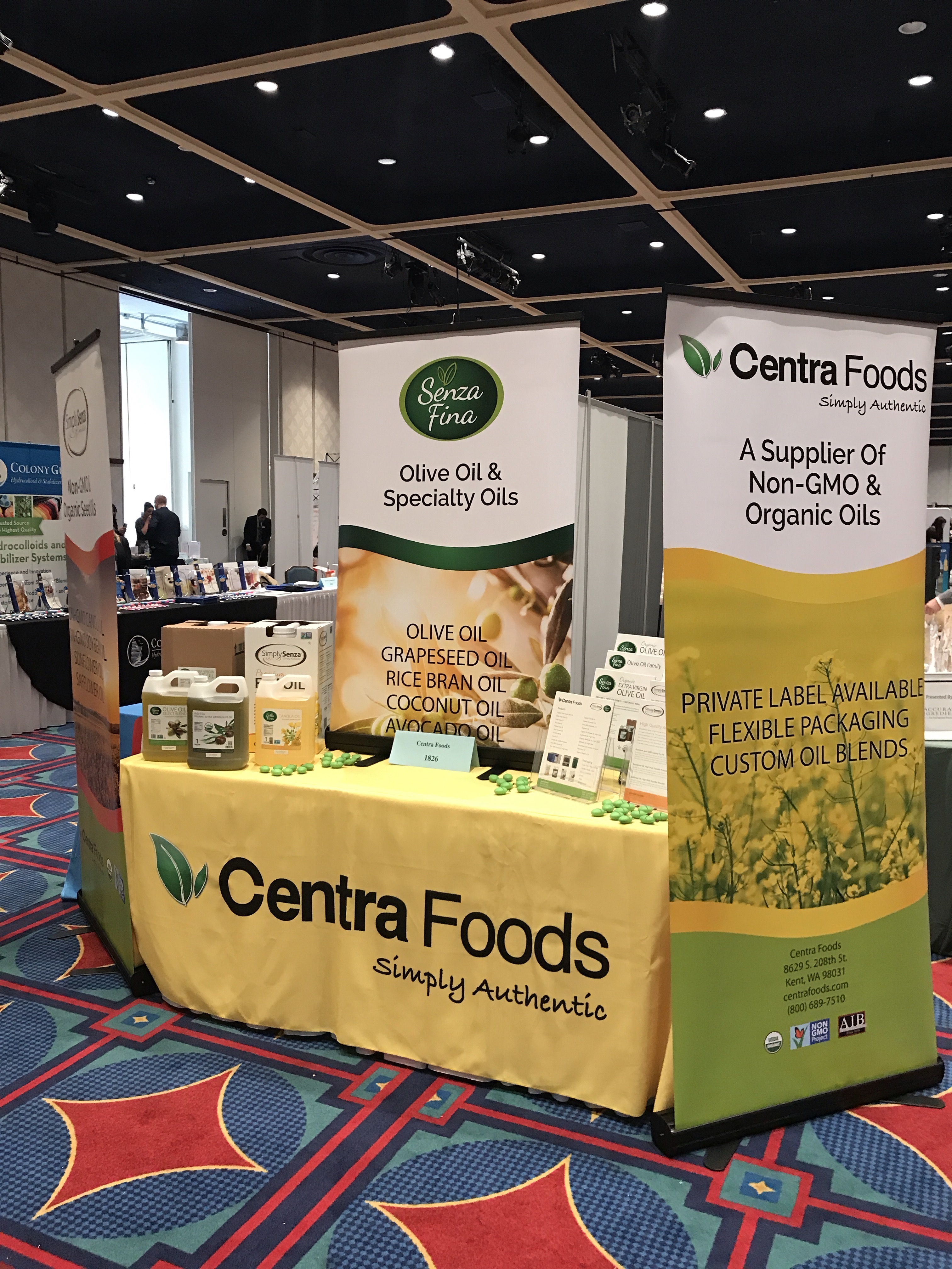 Centra Foods IFT 2019