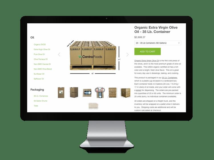 Bulk Oil Online Store