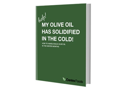 Solidified Olive Oil