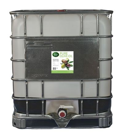 Pure Olive Oil in Bulk Totes for Manufacturers - Body Care & Food