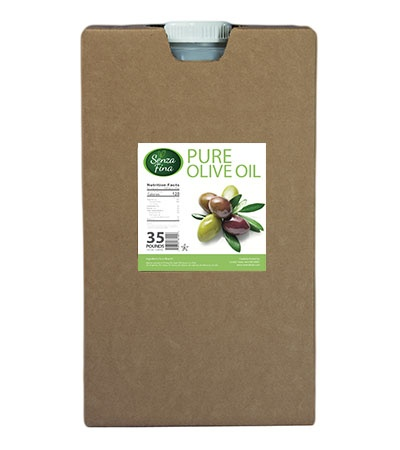 Pure Olive Oil - 35 Lb. Containers - Pallet Buy Online