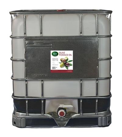 Olive Pomace Oil in Bulk Totes