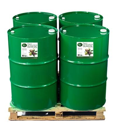Buy Organic Extra Virgin Olive Oil Drums in Bulk