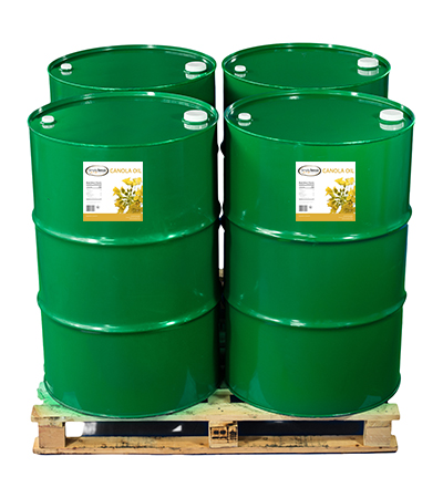 Canola Oil in bulk drums industrial