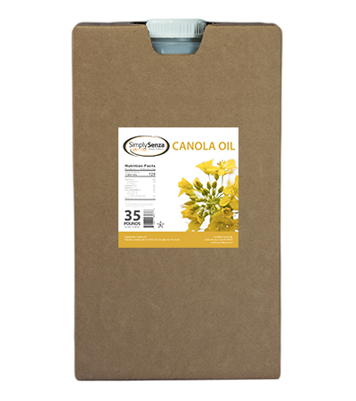 Canola Oil in 35 Lb. Containers
