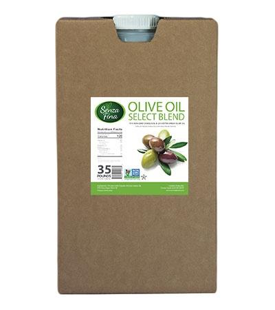 Buy Non-GMO Canola & EVOO Blend - Pallets