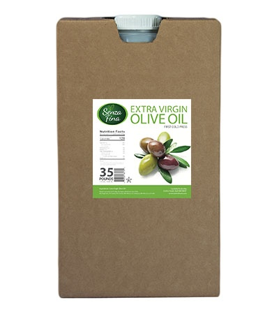 Buy EVOO in Bulk 35 Lb. Container JIB