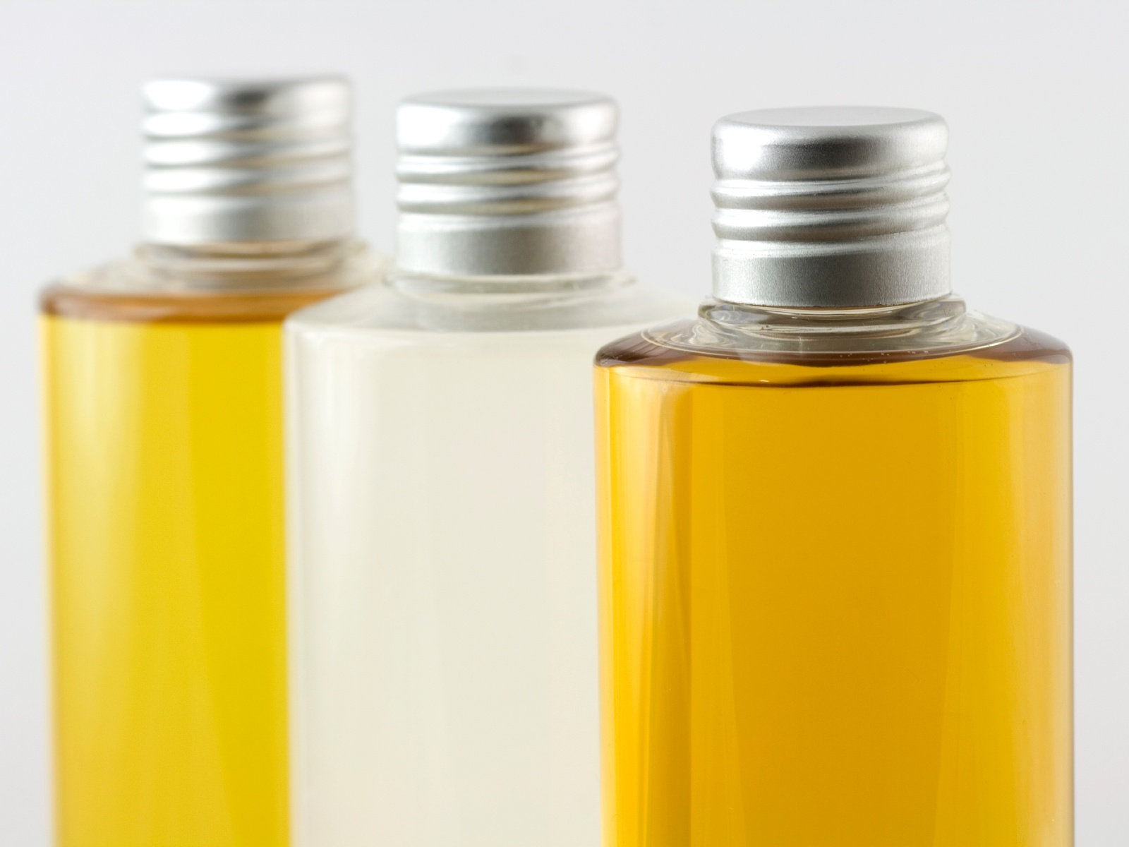 different expeller pressed oils