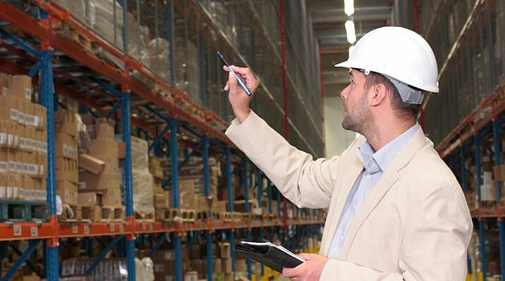 detailed warehouse audit