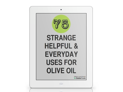 75 Unusual, Helpful & Everyday Uses For Olive Oil