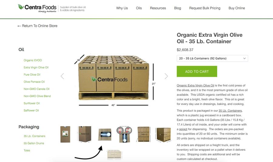 Additional photos for items online sale bulk oils