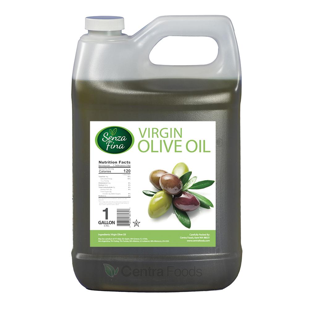 Virgin Olive Oil 1 Gallon Case
