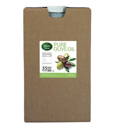 Pure olive oil 35 lb