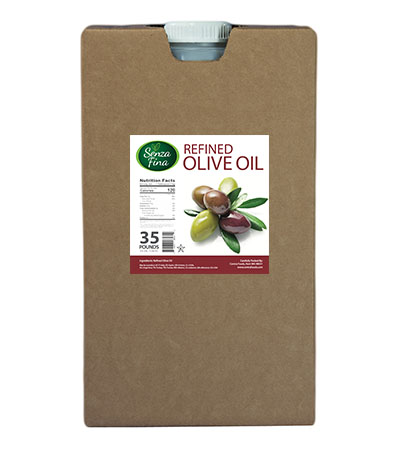 35 Lb. Container - Refined Olive Oil