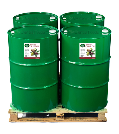 Refined Olive Oil 55 Gallon Drums