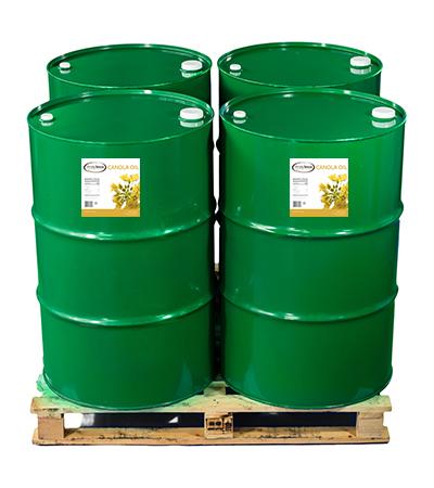 industrial bulk drums canola