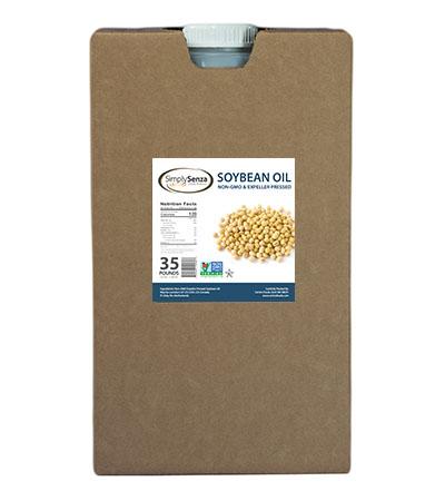 Non-GMO Soybean Oil 35 Lb. Container