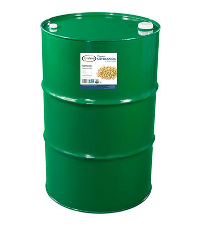 Organic Soybean Oil Drum