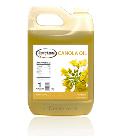 Canola Oil - 1 Gallon - Simply Senza