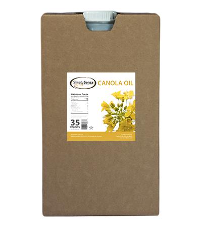 35 lb canola oil