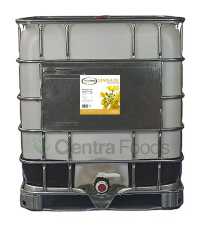 Expeller Pressed Canola Oil Tote