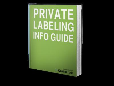 Private Labeling Info Guide
